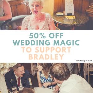 wedding magician cardiff, cardiff magicians, magicians bridgend, swansea