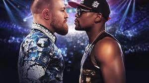 Why the Mayweather v McGregor fight highlights the NEED for magic at your wedding!