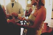 cardiff wedding magician james hawker