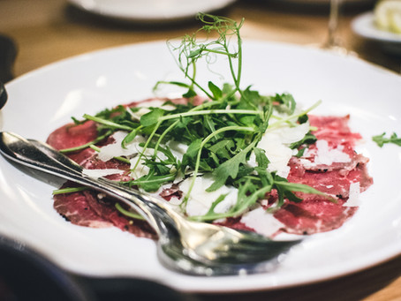 Recipe: Veal Carpaccio