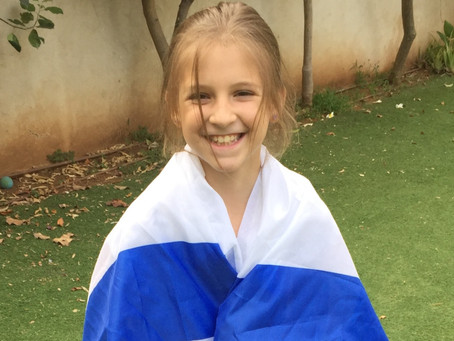 What I Told My Daughter About Israel