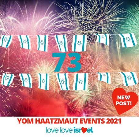 Yom Haatzmaut 2021 Events!