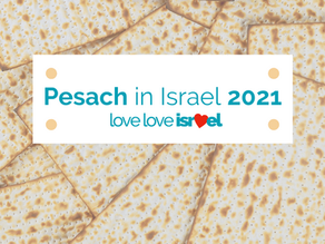 Pesach 2021 - the List of Possibilities!