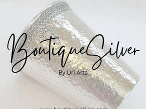 Boutique Silver by Uri Arts