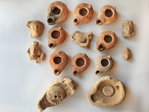 The Famous Beit Nattif Oil-lamp Cistern has been re-discovered!