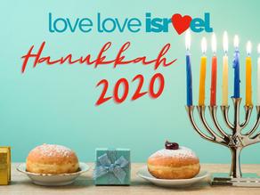 What's Happening this Hanukkah 2020?