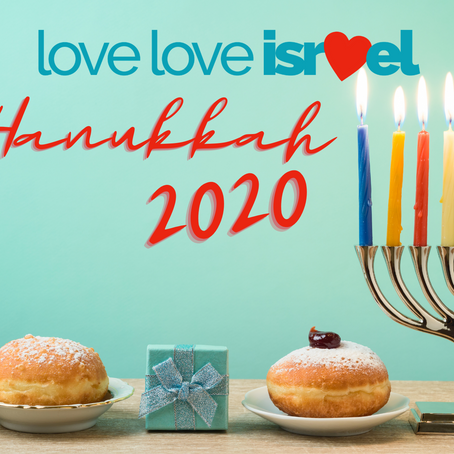 What's Happening this Hanukkah 2020?