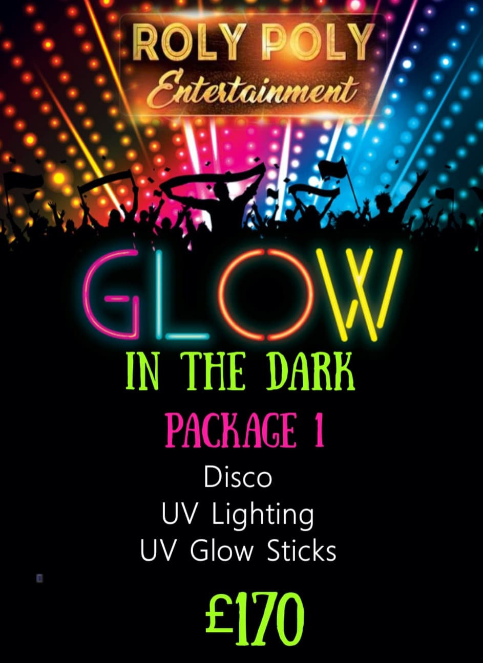 Glow Party Package 1