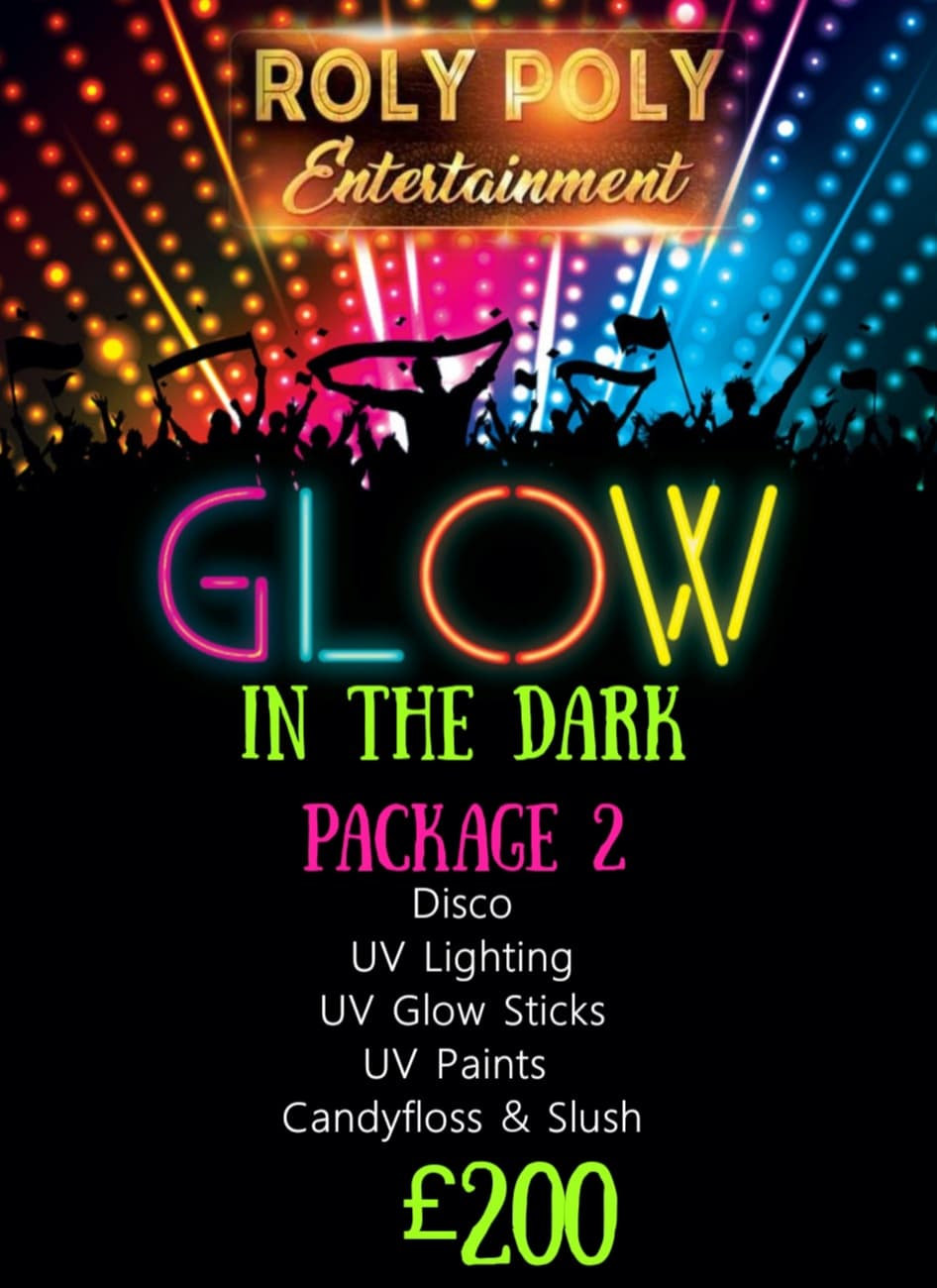 Glow Party Package 2