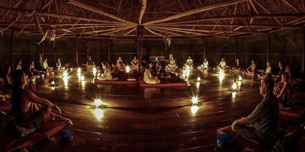 Meditación Con Ayahuasca Y Rapé. CUERNAVACA