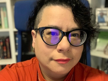 A Student of Life and Cheesy Hot Chocolate--Inside the Kidlit Studio with Agent Saritza Hernandez