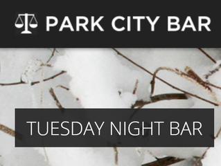 Tuesday Night Bar