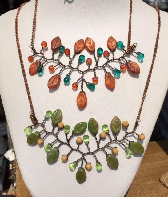 Vine Necklace - $55
