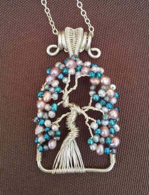 Tree Pendant- $195