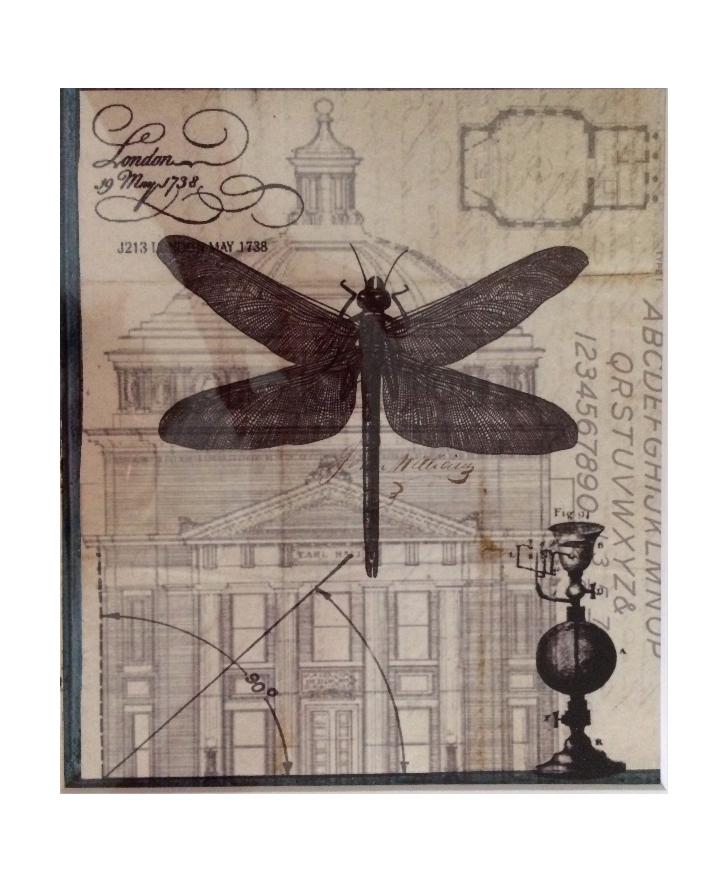 Billie Robson, print IV, 14x11, $125