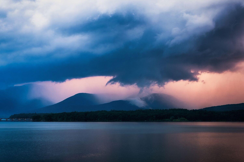 Storm Over The Catskills