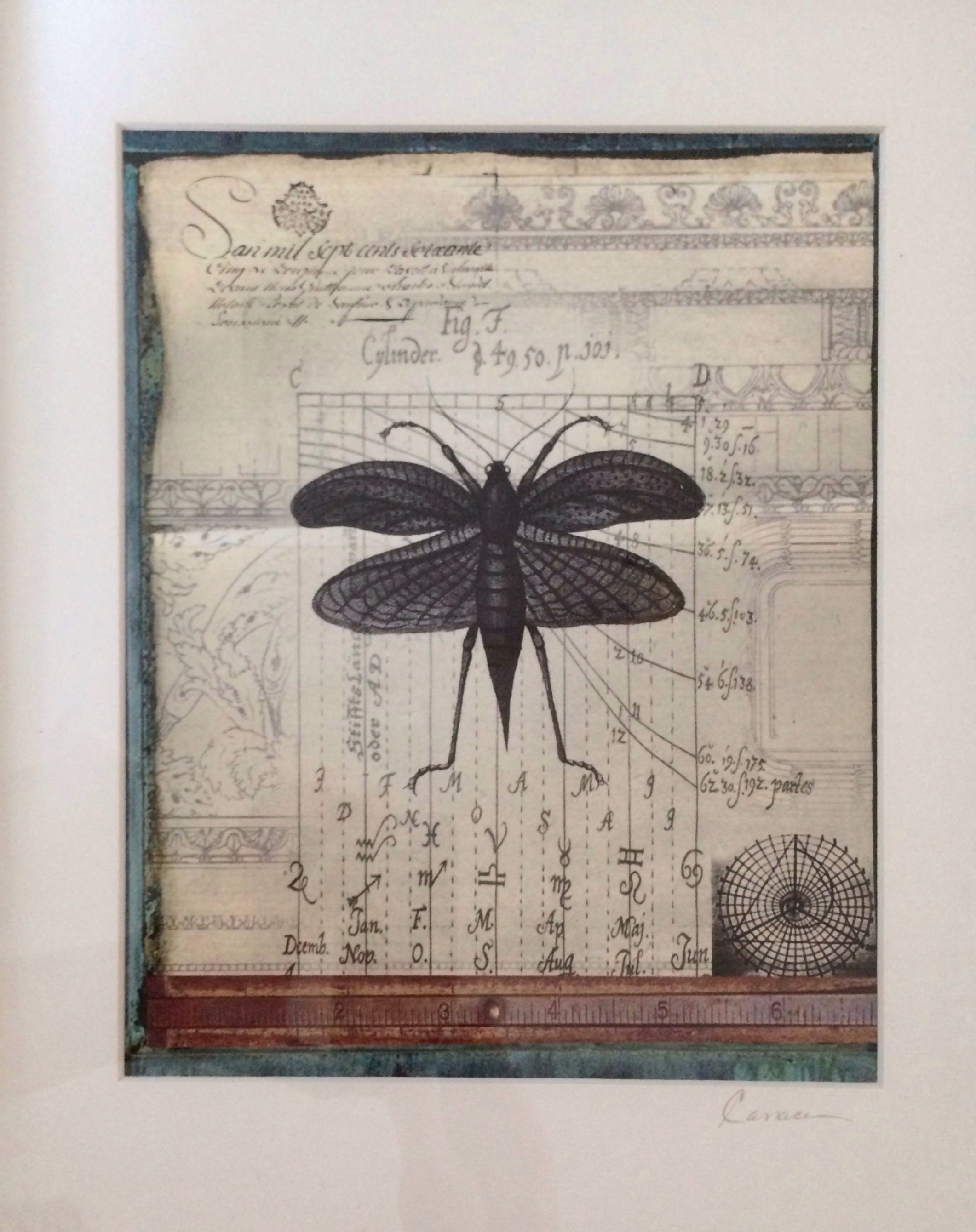 Billie Robson, print II, 14x11, $125