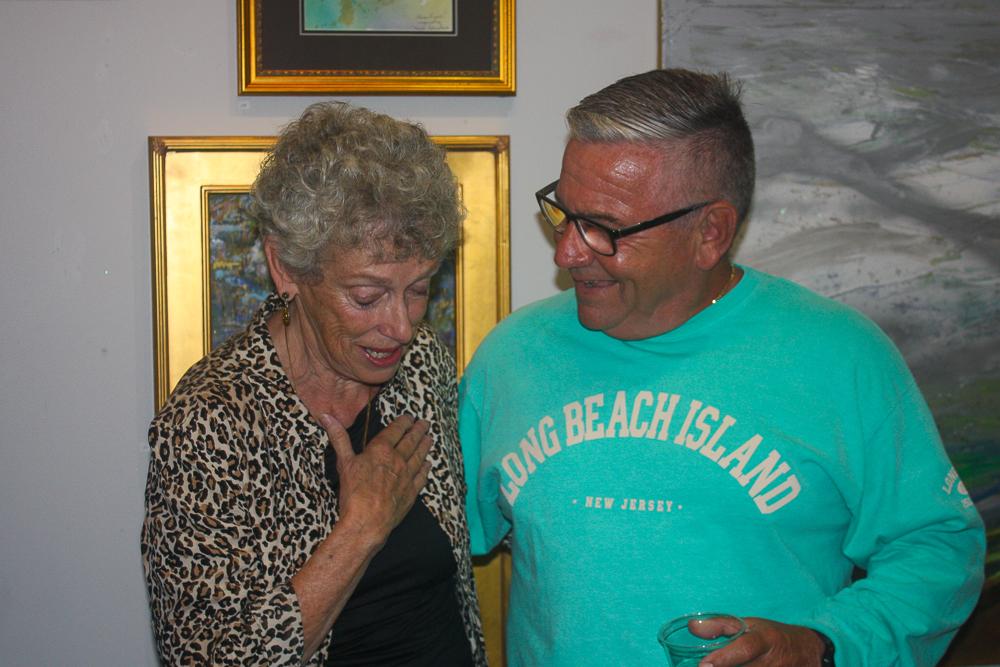 Linda will miss Beacon