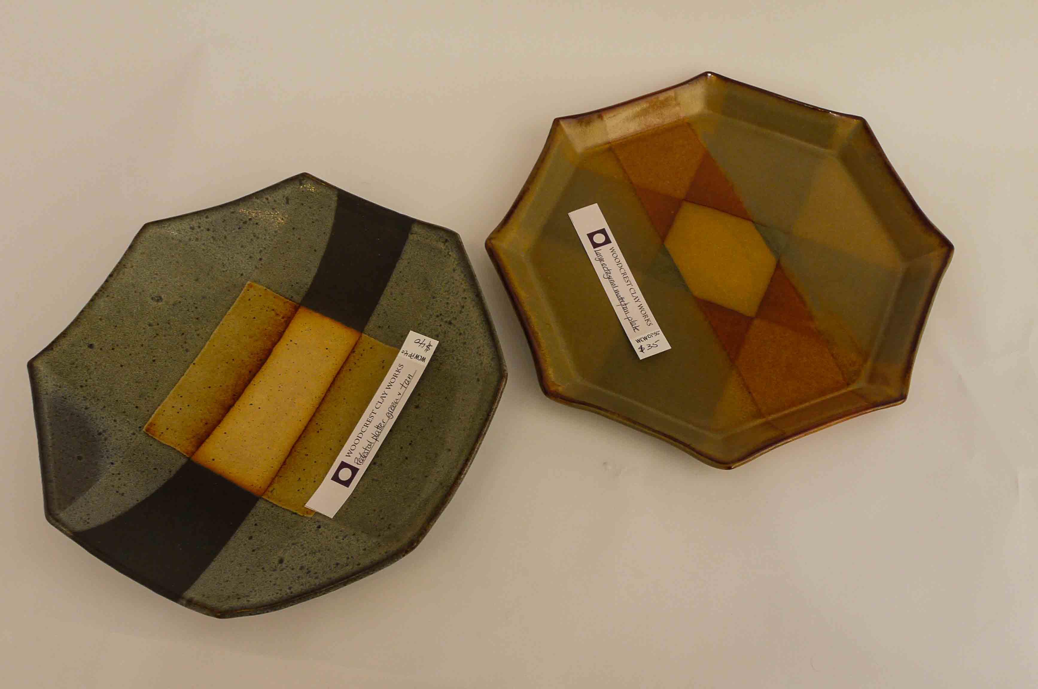 octagon plates