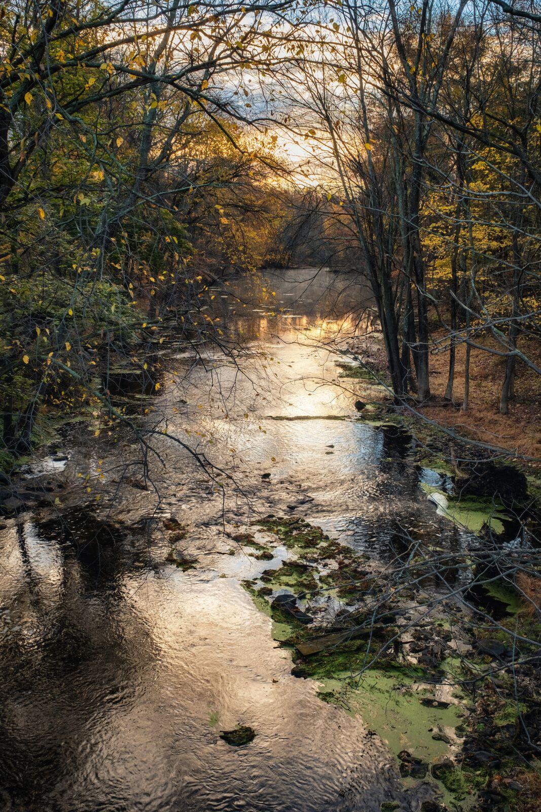 Otterkill Creek