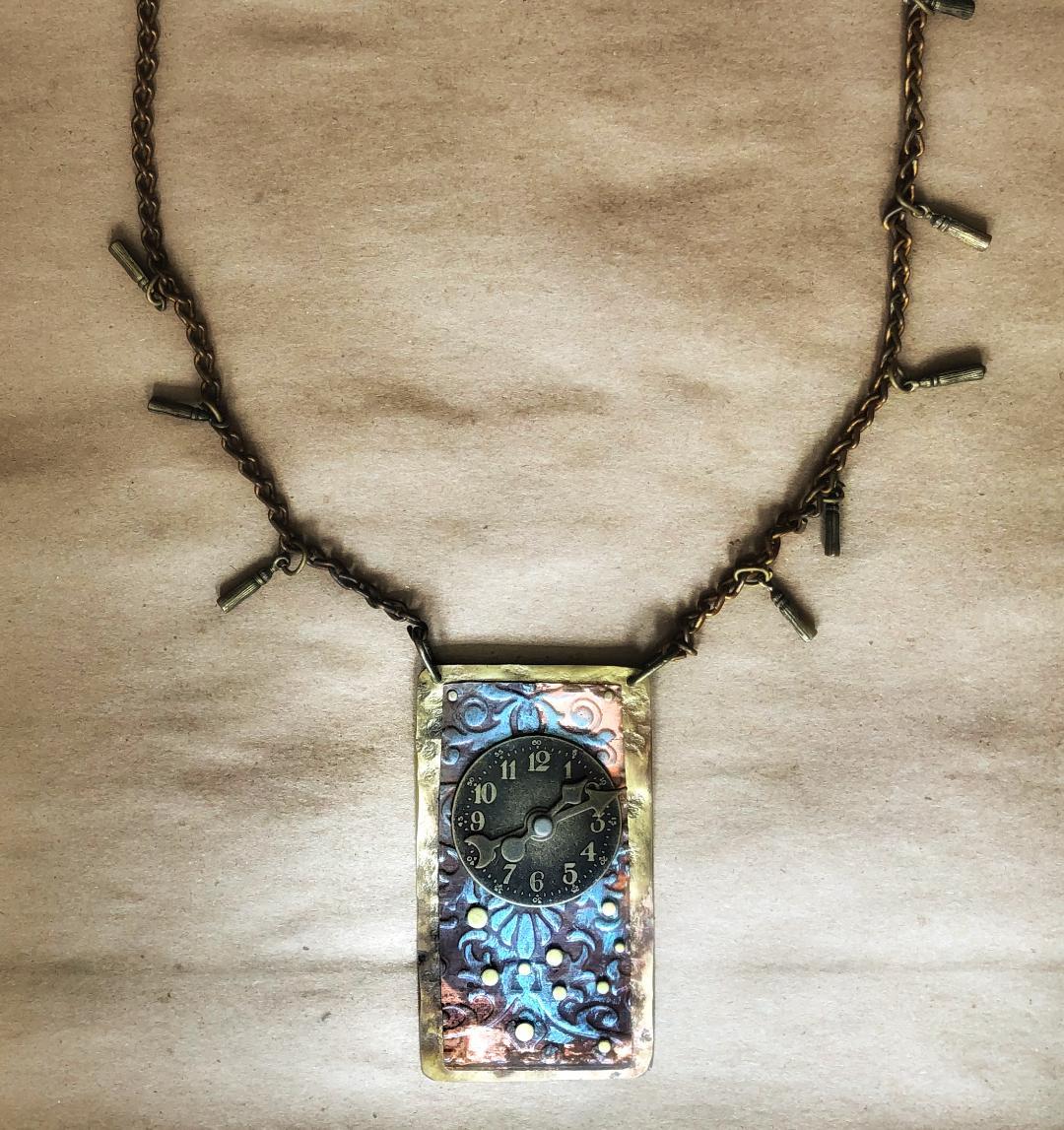 Timeless, necklace, Canace