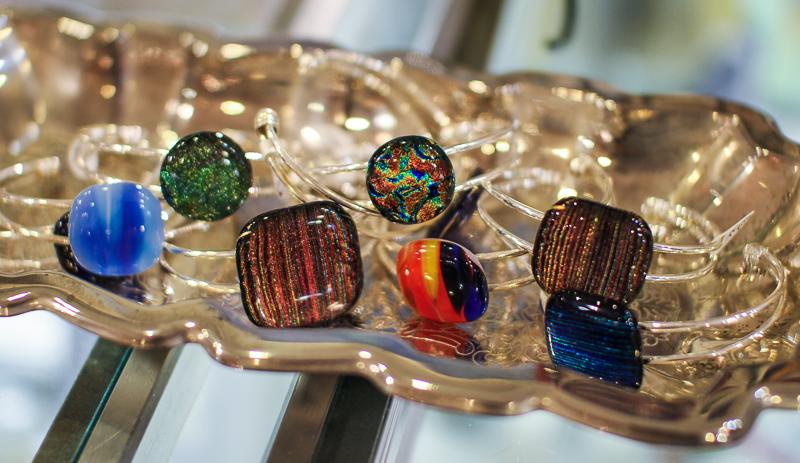 Rings by Tom Cornish