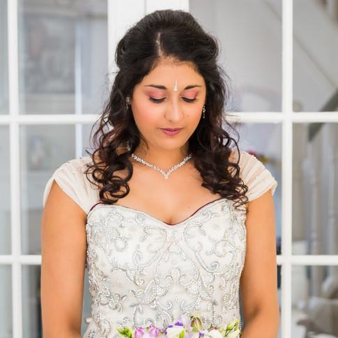 bridal indian civil wedding