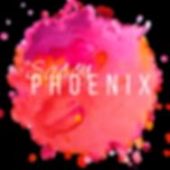 The Sassy PHOENIX logo