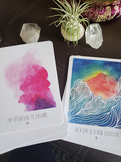 Heaven on Earth Oracle Cards
