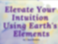 Elevate Your Intuition Class 2_28_19_edi