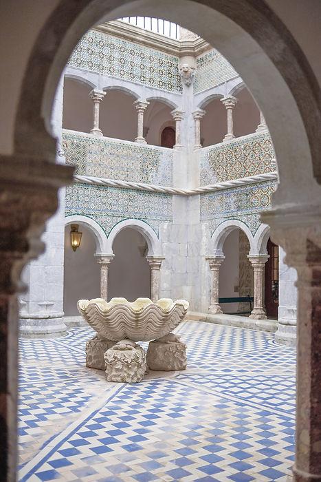 courtyard-of-quinta-da-regaleira-in-sint