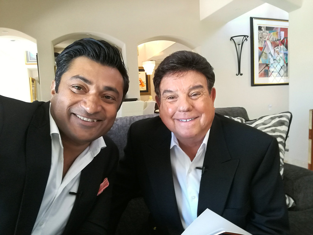 Tom Hopkins and Roh Singh