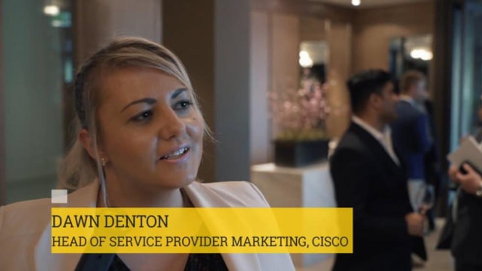 Dawn Denton of Cisco