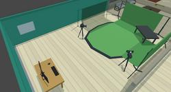 MoCap Room Unfinished Business