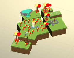 Forgotten Forest Level Prototype