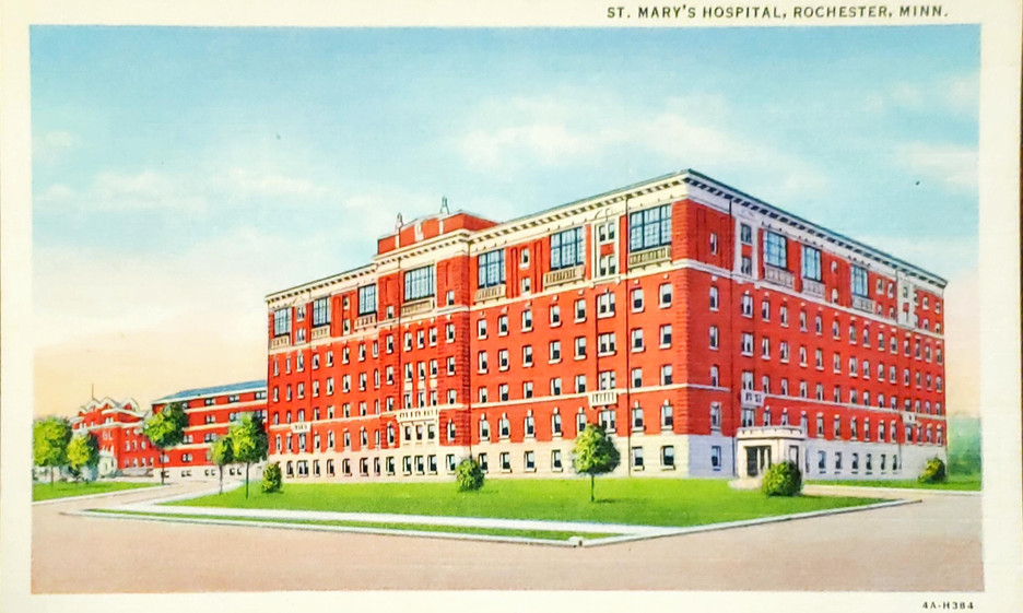 St. Mary_s Hospital, Rochester, Minnesot