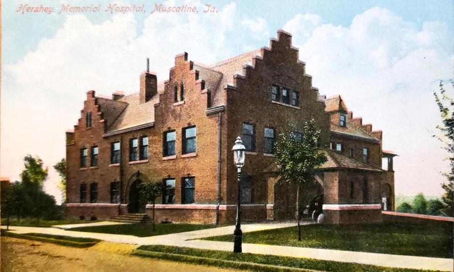 Hershey Memorial Hospital Muscatine Iowa