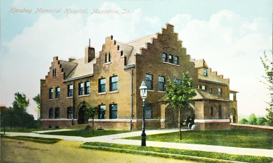 Hershey Memorial Hospital, Muscatine, Io