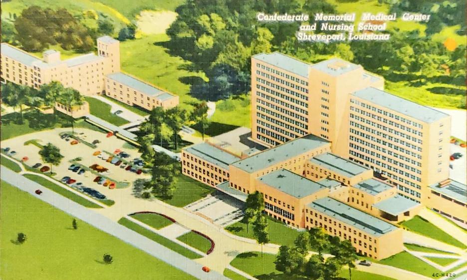 Confederate Memorial Medical Center and