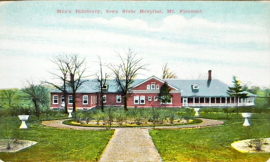 Men_s Infirmary, Iowa State Hospital, Mt