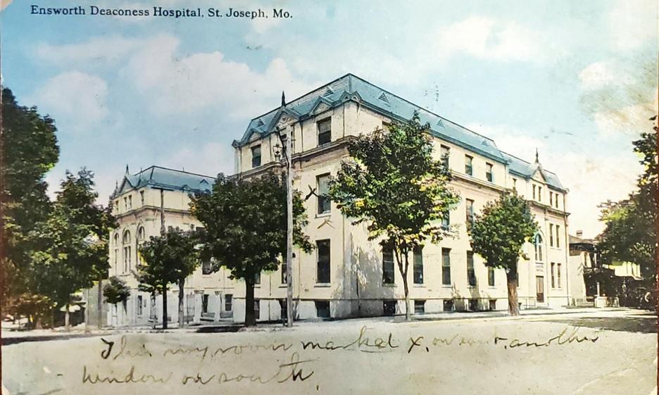 Ensworth Deaconess Hospital, St. Joseph,