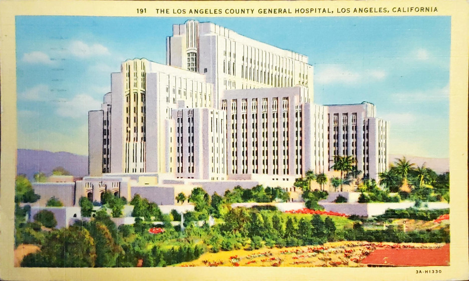 The Los Angeles County General Hospital,