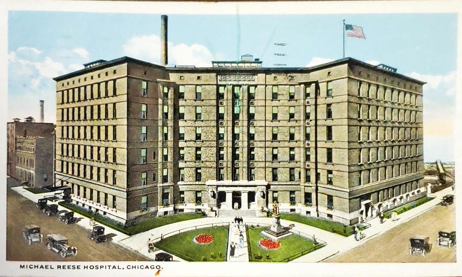 Michael Reese Hospital, Chicago, Illinoi