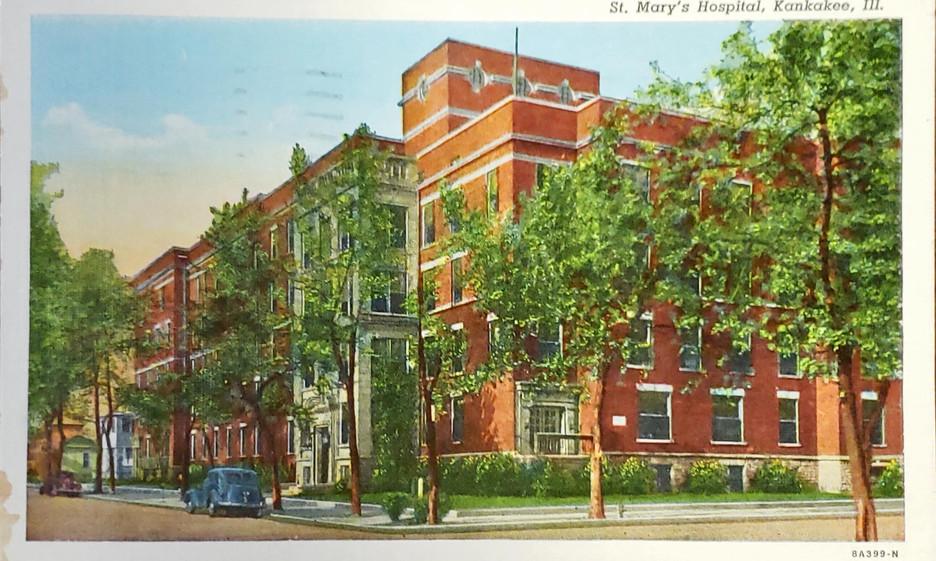 St. Mary_s Hospital, Kankakee, Illinois.