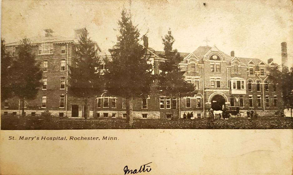St. Mary's Hospital Rochester, Minnesota