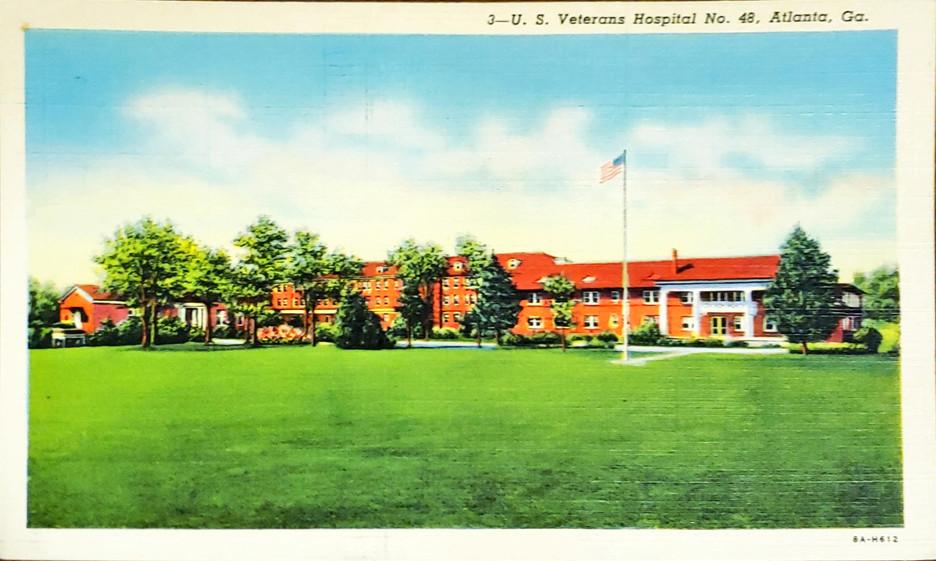 U.S. Veterans Hospital No. 48, Atlanta,