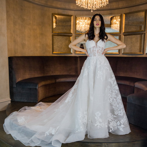 Estee Couture - wedding gown/bridal gown/custom made wedding dress