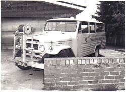 Rescue Vehicle 1970