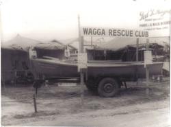 Boat - Miss North Wagga