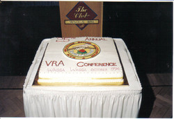VRA 25th Anniversary Conference & AGMd
